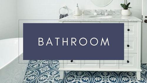 bathrooms at gubbins pulbrook mitre 10