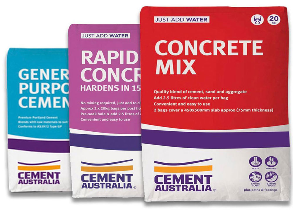 concrete products at gubbins pulbrook