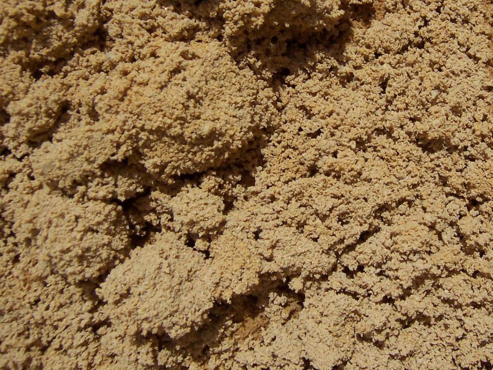 course sand