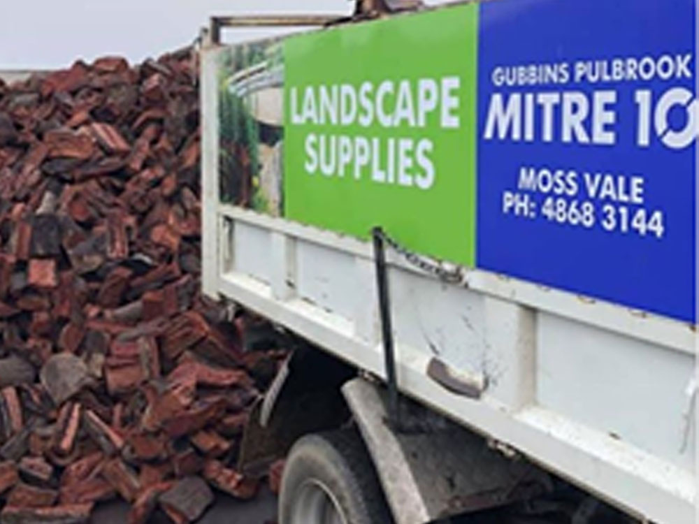 firewood delivery by gubbins pulbrook mitre 10