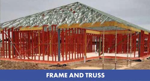 frames and trusses at gubbins pulbrook mitre10
