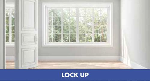 lockup at gubbins pulbrook mitre10