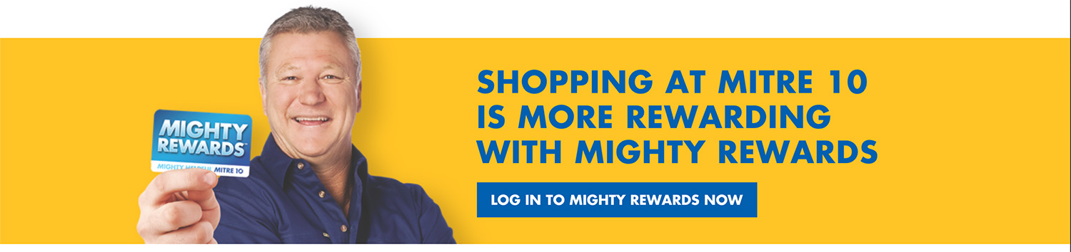 mitre 10 rewards