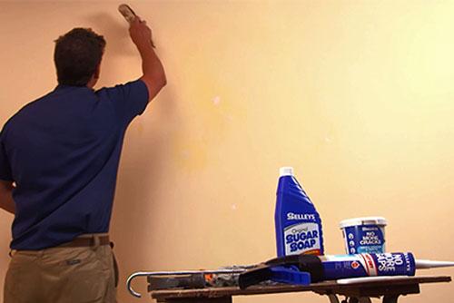 mitre 10 wall preperation