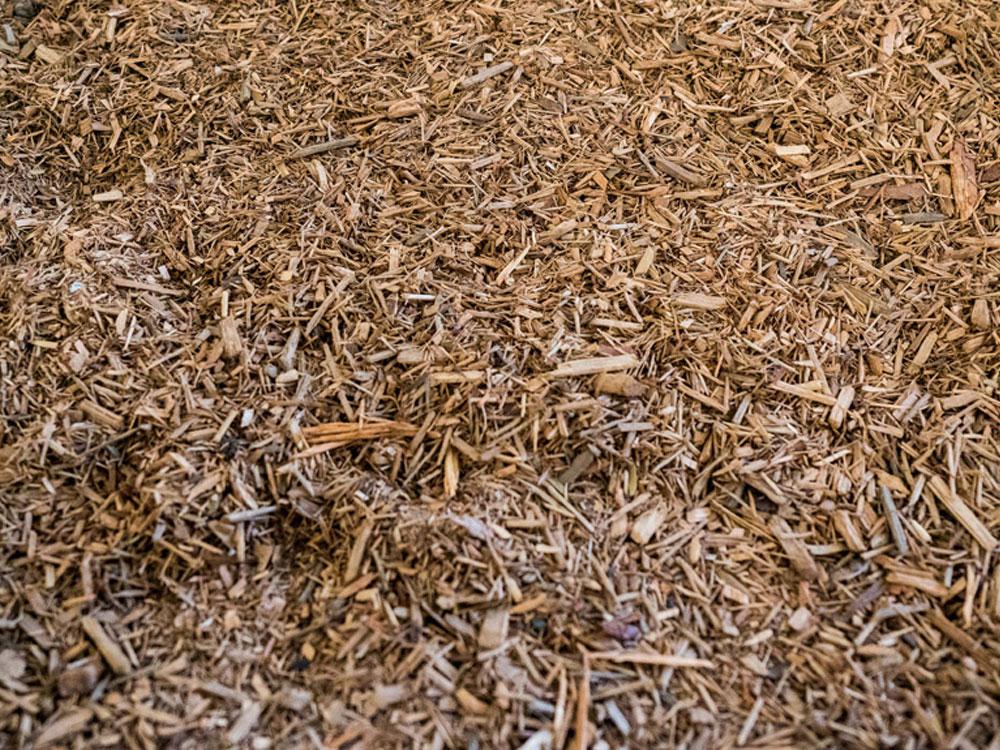 mulch at gubbins pulbrook