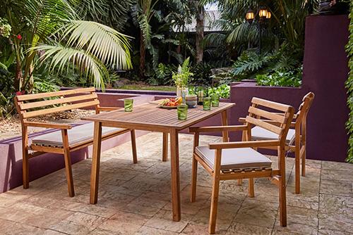 outdoor furniture at gubbins pullbrook mitre 10