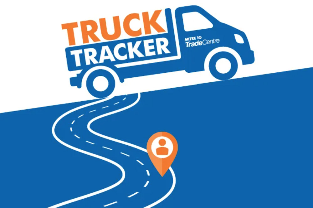 truck tracker