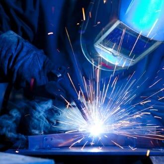 welding at gubbins pulbrook mitre 10